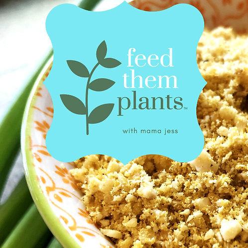 Feed Them Plants ™ Recipe E-Bundle