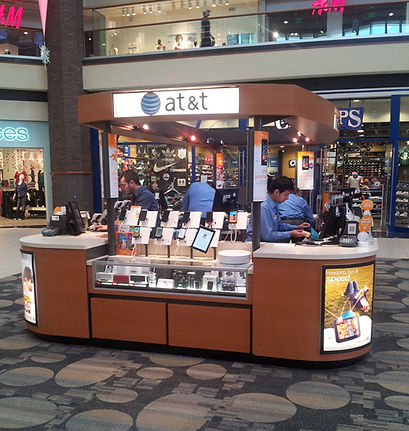 Retail Display & Kiosk Design IPC LLC