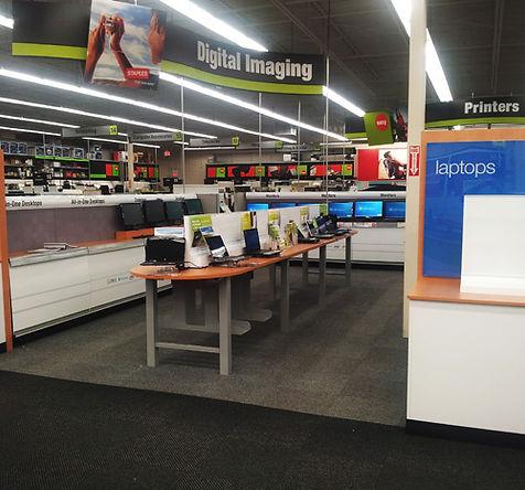 Retail Display & Kiosk Minneapolis