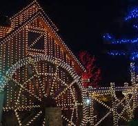 Christmas Light's Tours Limo in Alpharetta and North Atlanta