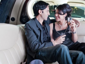 Valentine's Day Limousine Special