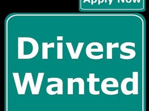 Limo Drivers Wanted