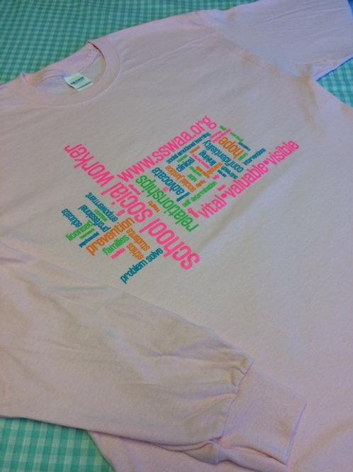 Wordle T-Shirt - Longsleeve