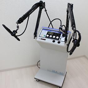 千葉白井病院 神経照射法治療器