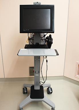 千葉白井病院 神経モニターシステム