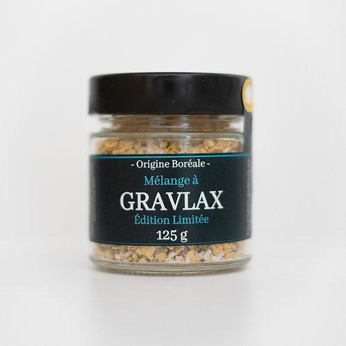 Mélange à GRAVLAX