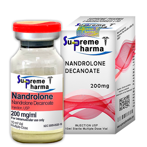 NANDROLONE DECANOATE 200mg/ml