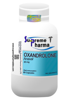 OXANDROLONE 20mg