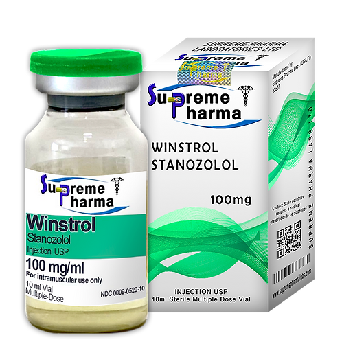 WINSTROL STANOZOLOL 100mg/ml (OIL VERSION)