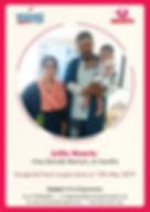 Little Hearts Surgery _miss Zainab Memon