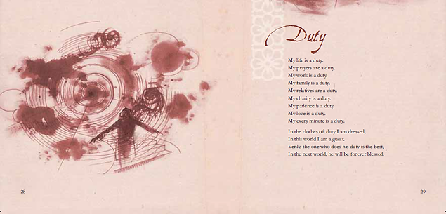 Duty Poetry