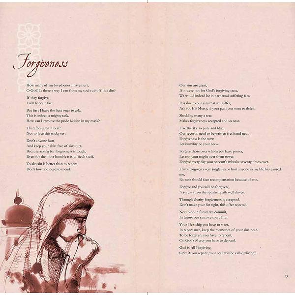 Forgiveness Poetry