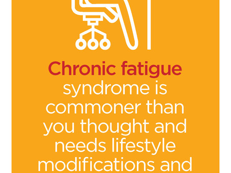 There is more to chronic fatigue syndrome than fatigue
