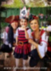 Festa Pirata amb La Cuca i en Rubens  (2