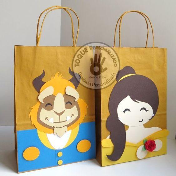 bolsas de regalos, bolsas originales, bolsas para cumpleaños, bolsas de cartón