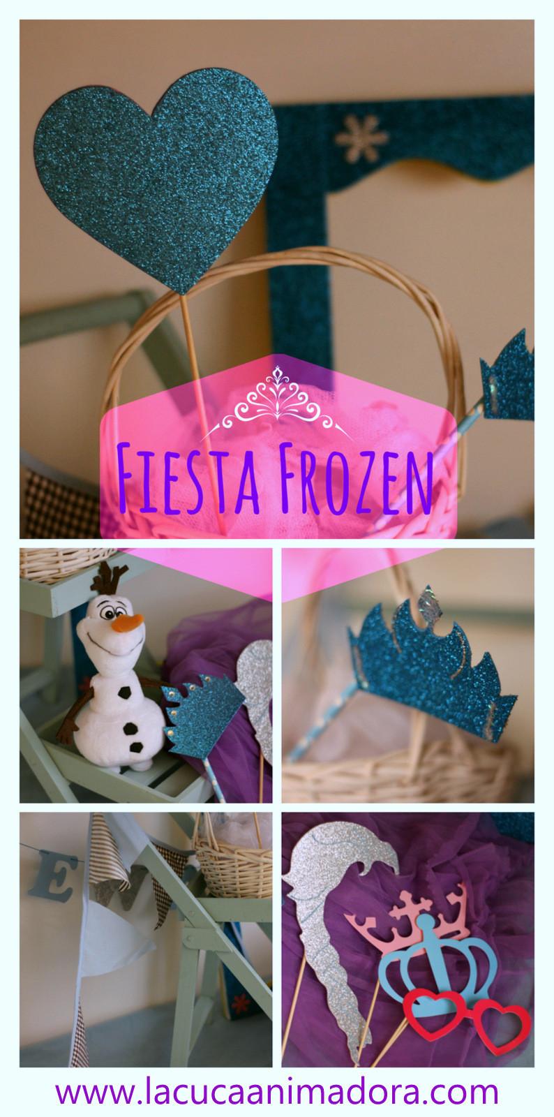 ideas para una fiesta infantil frozen, cumpleaños frozen casero, manualidades de frozen para cumpleaños, cumpleaños tematico frozen, cumpleaños frozen ideas, fiesta cumpleaños frozen, cumpleaños de frozen decoracion