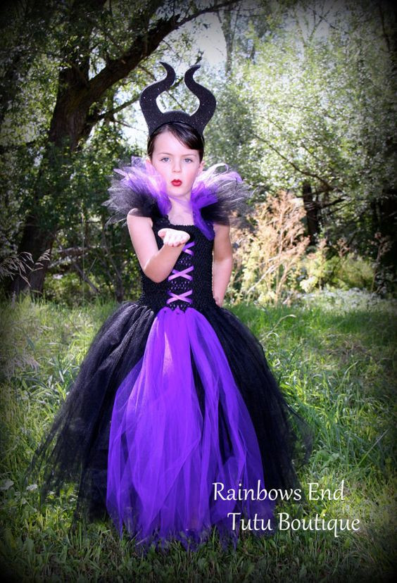 disfraces para halloween, disfraces halloween 2018 niños, disfraces halloween 2018, disfraz malefica niña, disfraz halloween niña casero, disfraces de halloween para niñas, disfraz halloween niña original