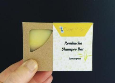 Kombucha Shampoo Bar