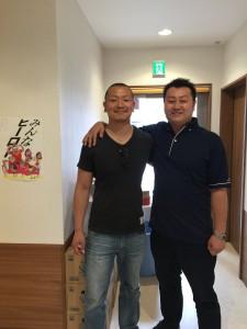 15年ぶりの再会②(有料老人ホームたいじゅ四方寄)
