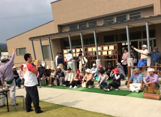 第一回たいじゅ杯パークゴルフ大会を開催しました