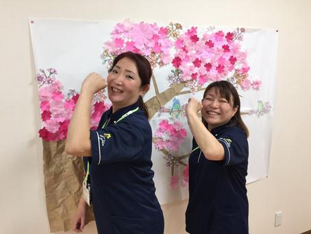 期待の新人ゴールデンコンビ紹介(介護職員実務者研修卒業生)