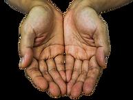 Thérapie humaniste tours mains ouvertes