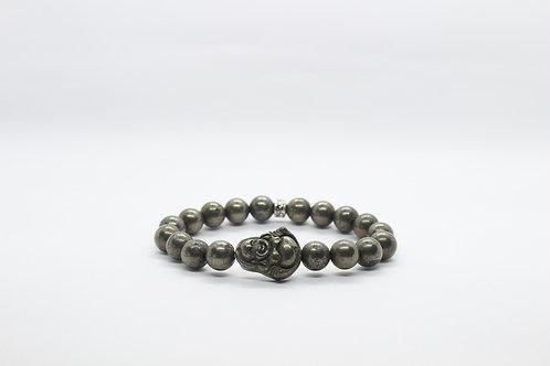 Good Luck Pyrite Buddha