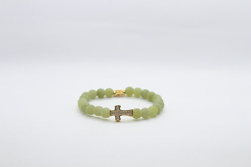 Jade Golden Cross
