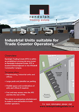 Randolph Trading Estate Brochure