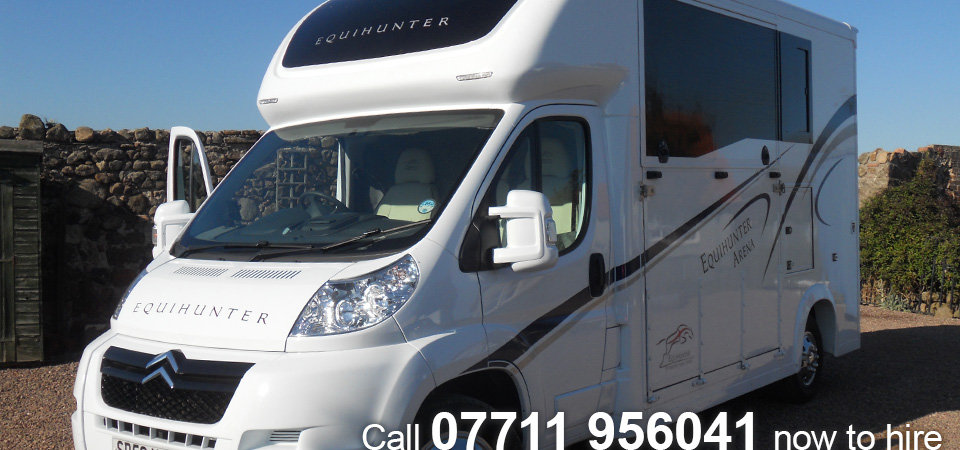 Lothian Horsebox Hire