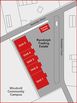 Randolph Site Plan
