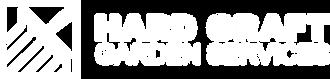 Hard Graft Garden Services logo