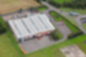 Ariel view of Lochgelly Business Park