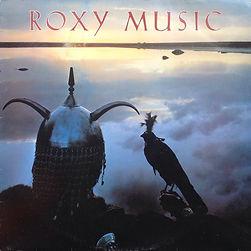 Roxy Music AVALON - album