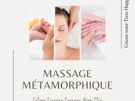 Nouveau Soin Massage Métamorphique
