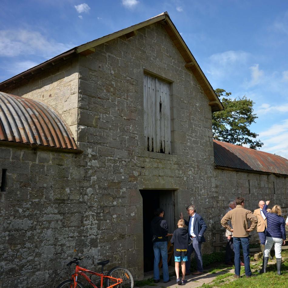 Cragend Farmhouse