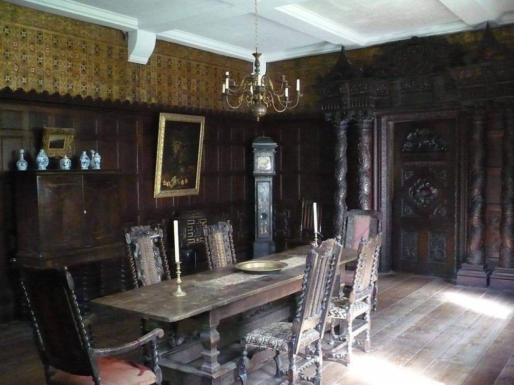Gwydir Castle Interior
