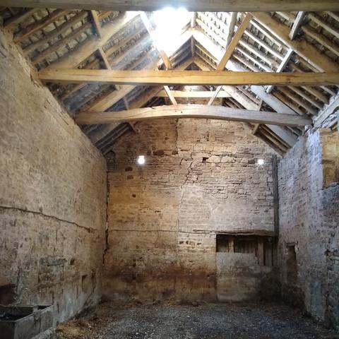 Markenfield Barn