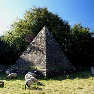 Mad Jack Fuller's Tomb