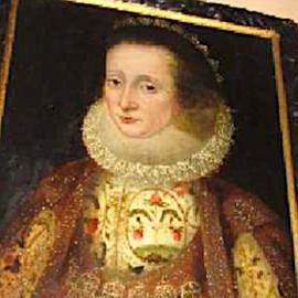 Larkin portrait of a lady.