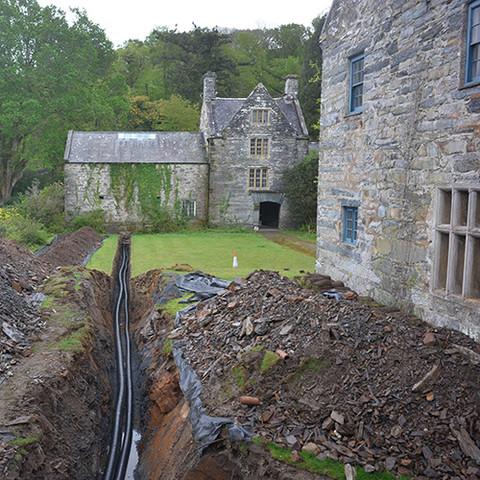 The Gatehouse at Glyn Cywarch