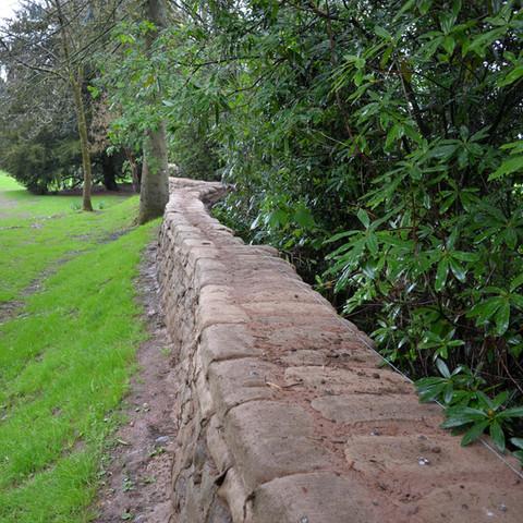 Gwydir flood wall