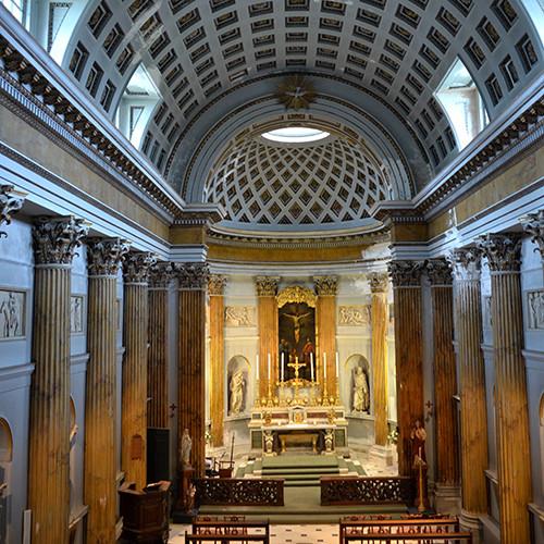 Everingham Hall Chapel