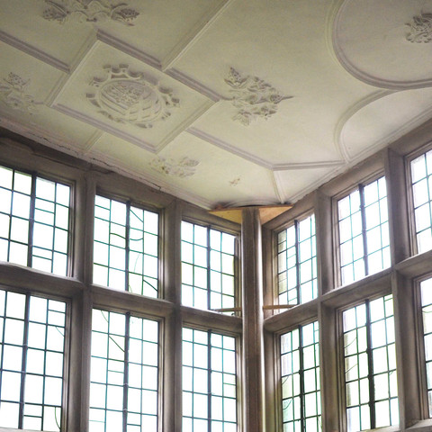 Haddon Hall ceiling