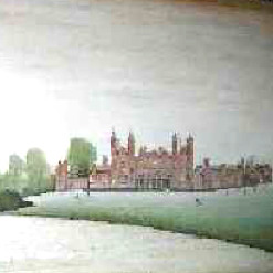 LS Lowry view of Capesthorne