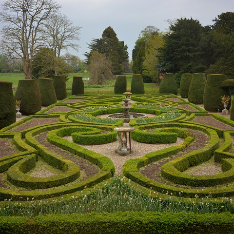 Bodryddan Hall gardens