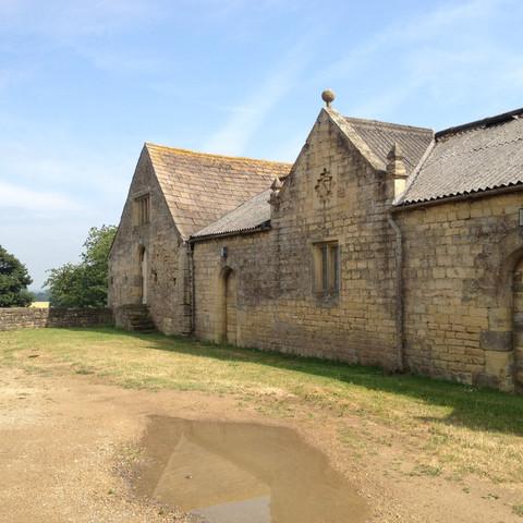 Barns, Markenfield Hall Likeminded Communications