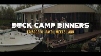Episode 5: Bayou Meets Land