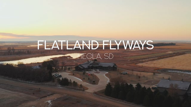 Flatland Flyways - Hecla, SD // Split Reed Originals