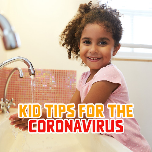 Covid Tips for Kids